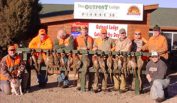 The Outpost Lodge Hunting